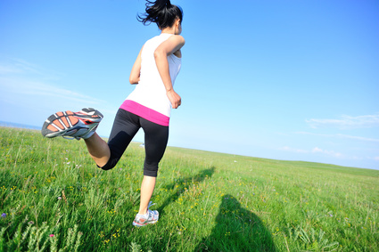 Jogging can help removing cellulite