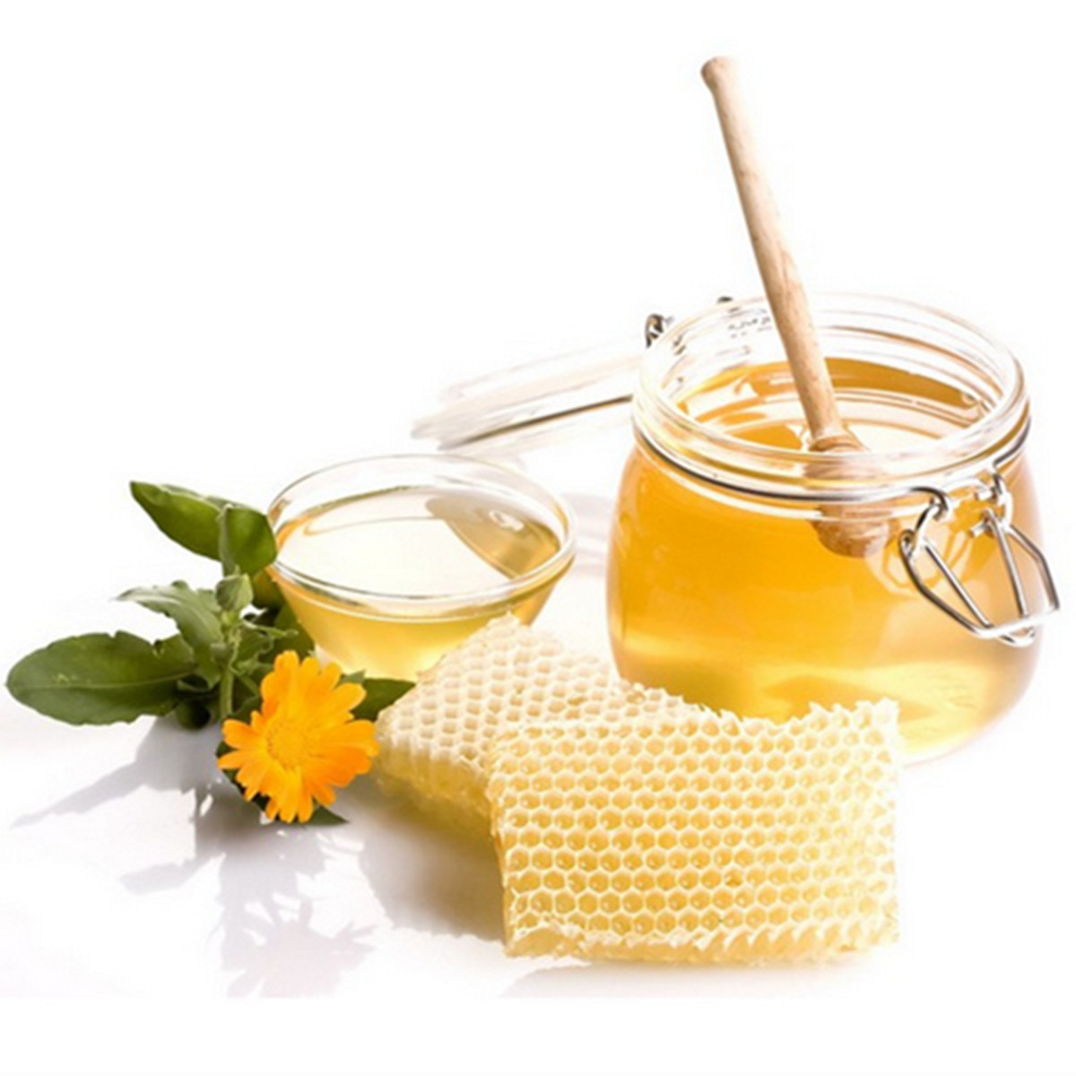 The benefits of honey