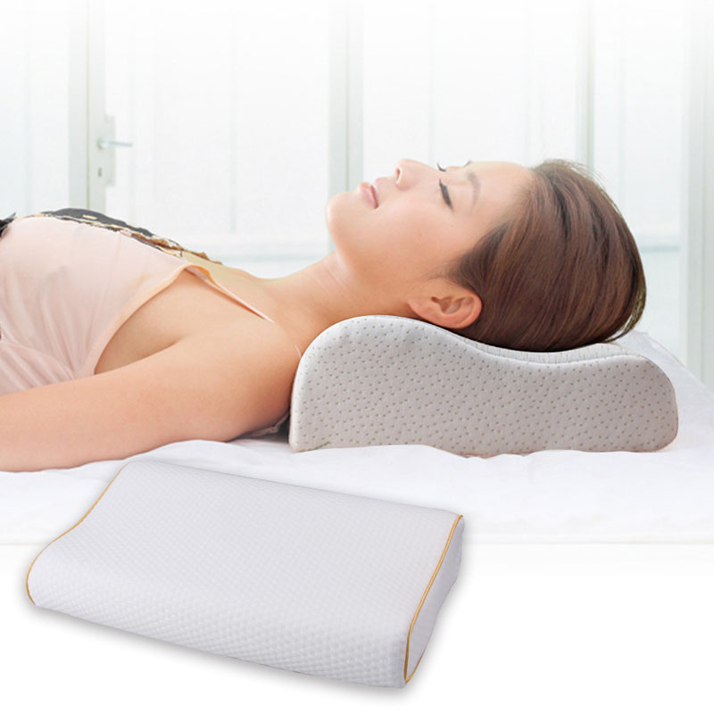 Neck pain and pillow The more pillows you sleep with
