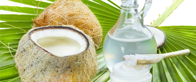 Coconut oil is a product that is obtained from the kernel of harvested coconuts.
