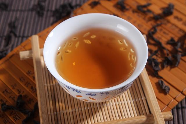Oolong tea has many health benefits