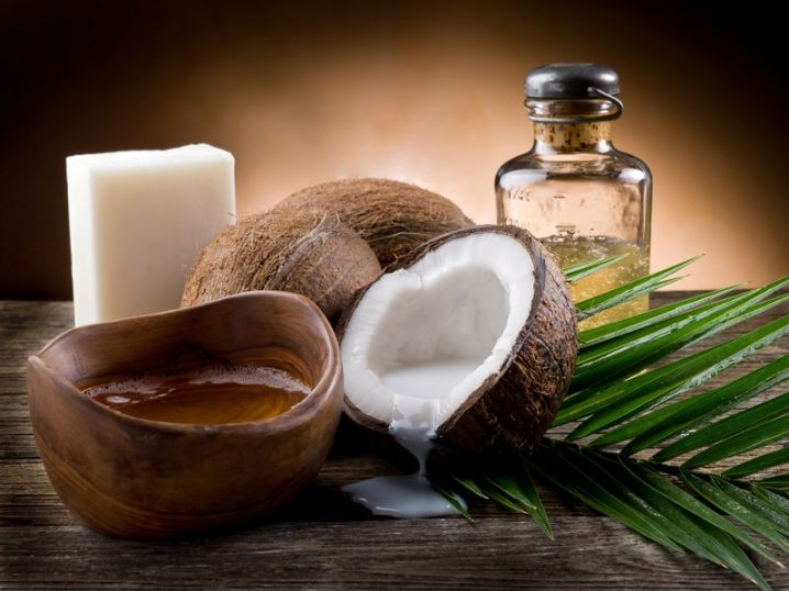 Coconut oil has high MCT