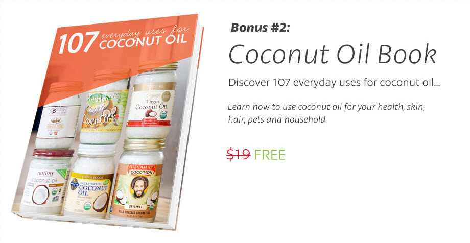 everyday Coconut oil