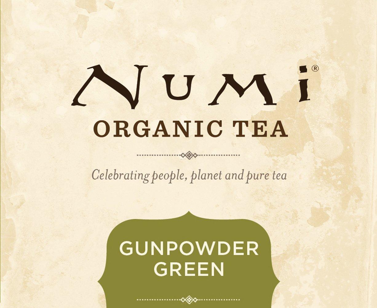 Numi 100% organic tea