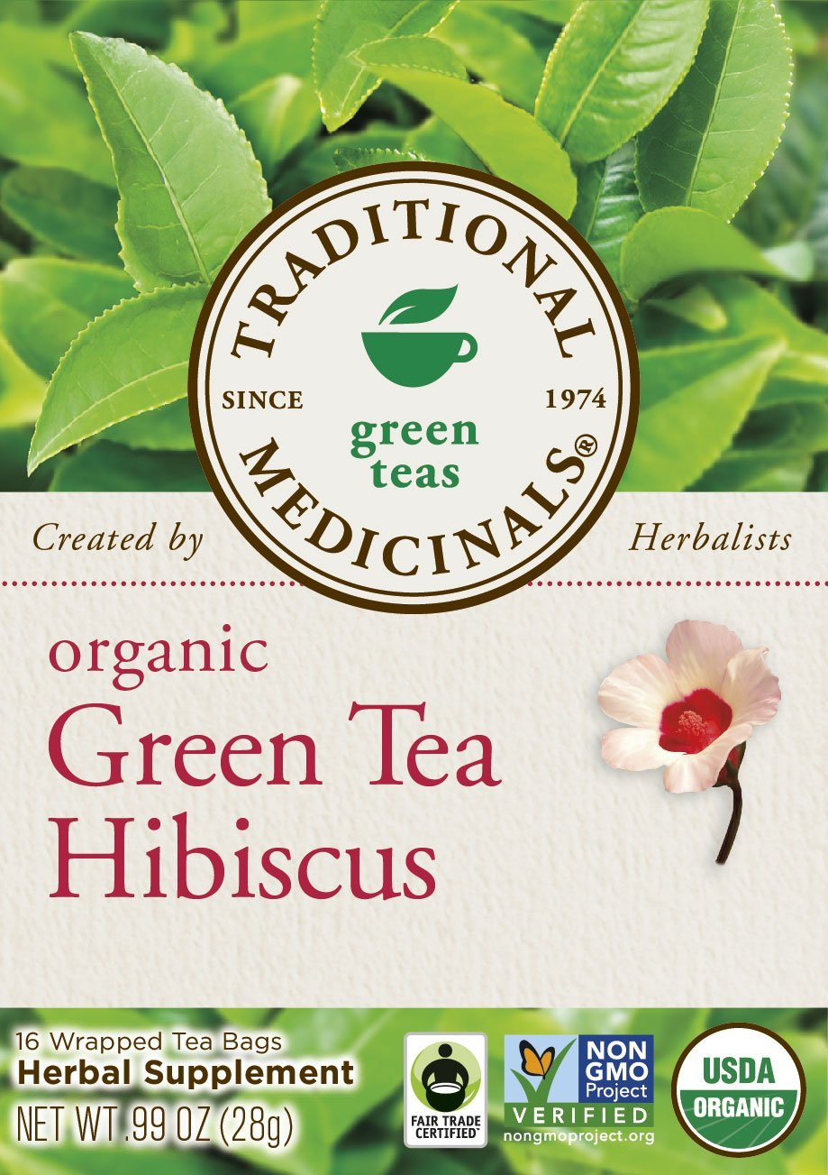 Traditional Medicinals only choose the highest quality herbs
