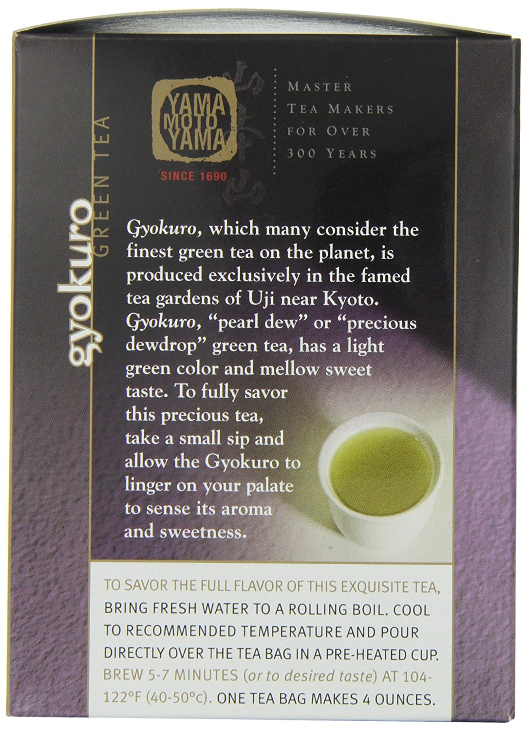 gyokuro: the finest green tea