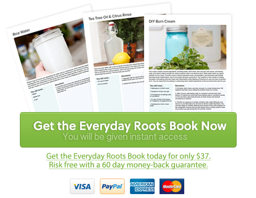 Get everyday roots book now