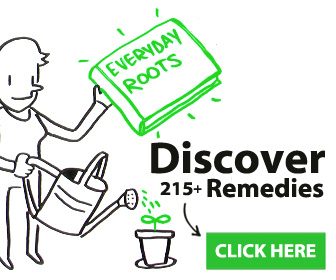 Everyday roots book has more than 215 remedies