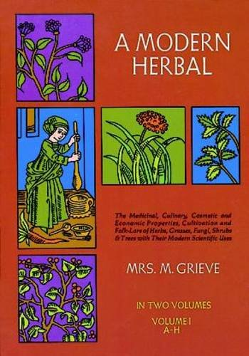 Modern Herbal Book Series